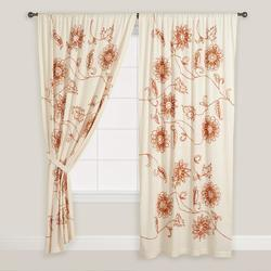 embroidered window curtain at rs 64 piece s embroidered window rh indiamart com bay window curtain ideas photos bay window curtain ideas photos