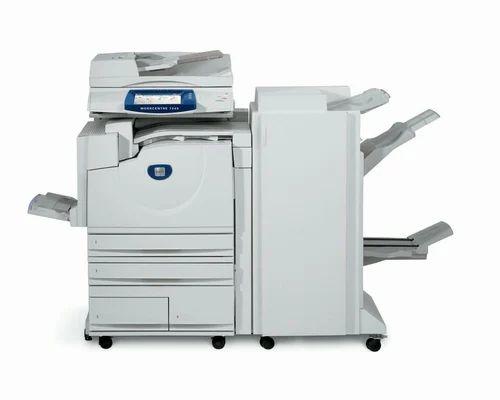 xerox machines model number work center 7328 7345 print speed 28 rh indiamart com Xerox WC 7328 Xerox WorkCentre 7346