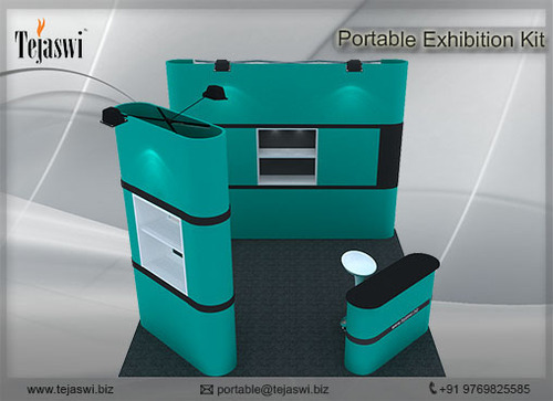 Portable Exhibition Kit : Mtr mtr portable exhibition kit side open tejaswi