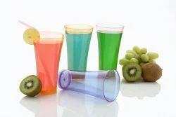 300ML Unbreakable Plastic Glass