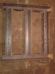 Mild Steel Precast Window MS Moulds, Shape: Rectangle Shaped