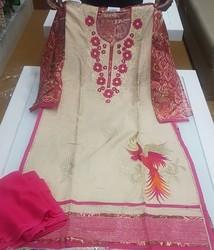 Cotton Ladies Suit
