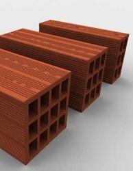 Perforated Clay Brick