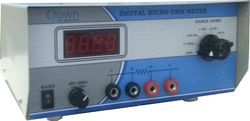 Digital Micro Ohm Meter - 53C