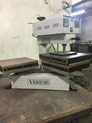 Automatic Transfer Fusing Press, Size: 10*12 Inch