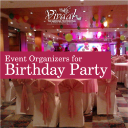 Event Organizers for Birthday Party