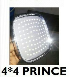 Square Shower Prince Four Inch