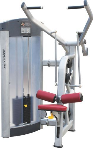 Weight Stack Back Lat Pulley Machine For Muscle Gain, Model
