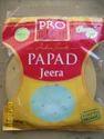 Jeera Papad