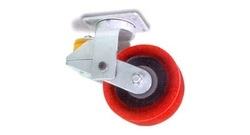 Heavy Duty Forging Shocker Type Castors