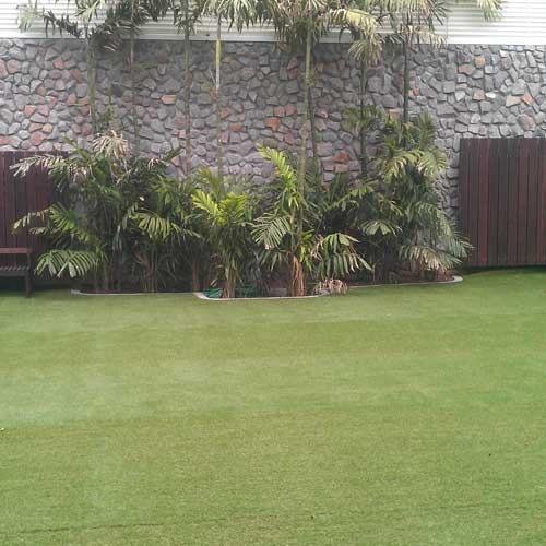 Pvc Straight Landscaping Grass