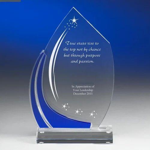 Award Memento Acrylic Momento Manufacturer From Bhiwadi
