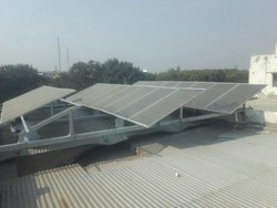 Home Solar Plant Mounting Service