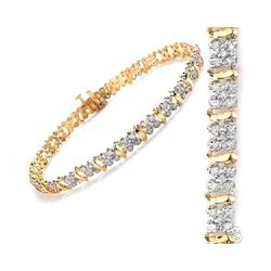 Diamond Bangle Bracelet
