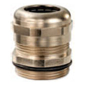 Round Cable Gland with Metric Thread