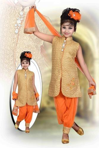 02952a617 Girls Patiala Suits at Rs 500  piece(s)