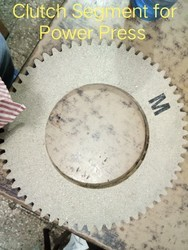 Friction Segment For Power Press