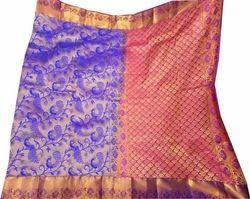 Kanchipuram Pattu Bridal Saree