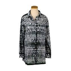Cotton Printed & Tie-Dye Ladies Shirts