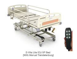 Semi-Electric Hospital Bed