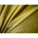 Green Plain Polyester Dupion Fabric