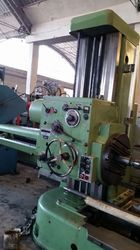 Horizontal Boring  TOS W100  With Ball Screw