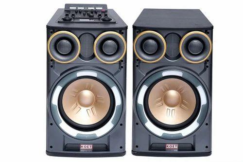 Speaker Systems Koet nd Kr 9121 on