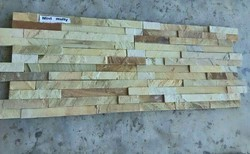 Mint Multi Stone Wall Panel