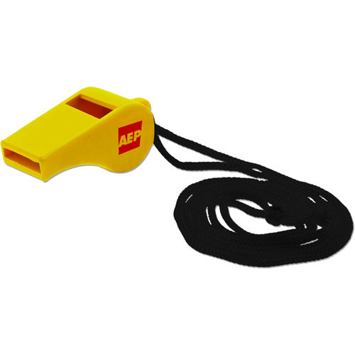 Plastic Promotional Whistle Toy