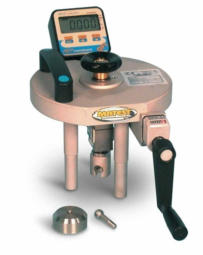 Building Test Instruments : Cement testing equipment pull off strength tester