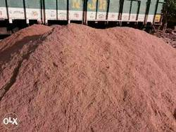 White River Sand, For Construction, Packaging Size: Per Ton