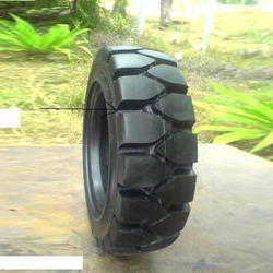 Forklift Solid Rubber Tyres