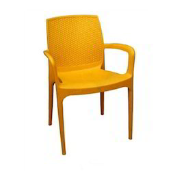 Plastic Texas Chair, Weight: Upto 5 Kg