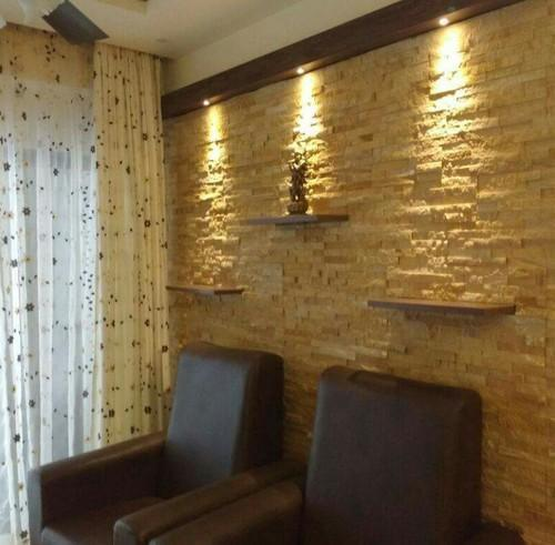 Interior Wall Cladding Stone Size 150 X 600 Mm Rs 125