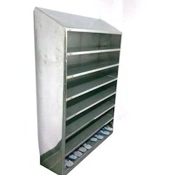 Stainless Steel Shoe Rack Price In India