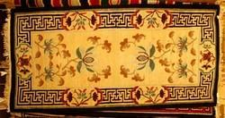 Tibetan Carpet (Lotus with the Border)