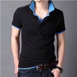 Mens Collar T Shirt in Lucknow, Uttar Pradesh | Manufacturers ...