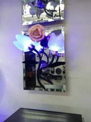 Hanging Flower Lamp