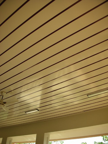 Stainless Steel Water Proof Linear Ceiling Panel 84 Rf Rs 77