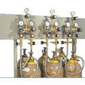 Oxygen Cylinder Manifold System
