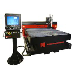 Supergraph IV Unitized CNC Plasma Cutting Machine