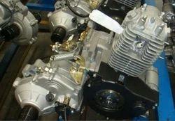 Auto Rickshaw Diesel Engine