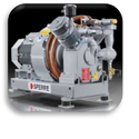 5 Hp Sperre Air Compressors, Maximum Flow Rate: 51 - 120 Cfm