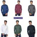 Kevin Miller Satin Lycra Shirt