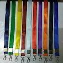 Satin Neck Ribbon Lanyard