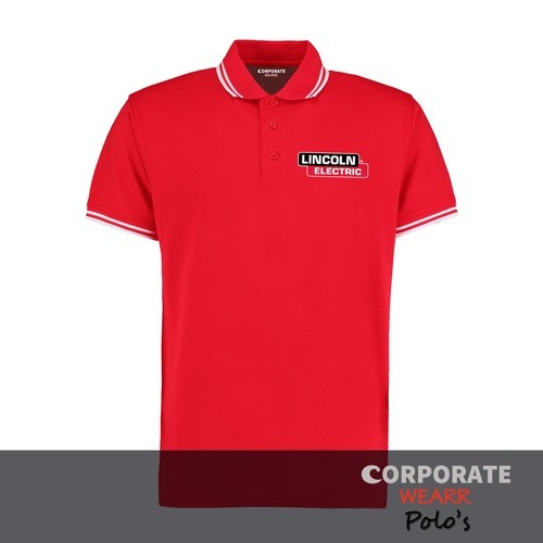 Cotton Polyester All Embroidery Corporate Polo T Shirts Size All
