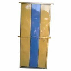 Angle Steel Door
