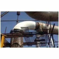 Pipeline Straightening Service