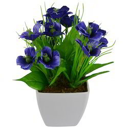 Artificial Flowers For Outdoor Pots