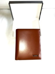 Tan Leather Mens Wallet